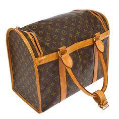 Vintage Louis Vuitton Pet Bag,Travel Portable,Original Louis Vuitton,Borse e Borsette,Louis Vuitton Pet on Etsy, Louis Vuitton free shipping