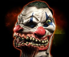 clown mask | Siamese Clown Mask Related Gifts
