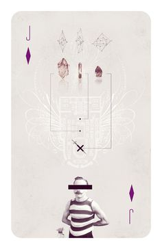 Playing Cards on Behance..