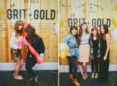 Southern wedding Group, Grit + Gold, Pretty Deer Photobooths, wood wall, Dallas Wedding Planner | Curator of Custom Events — Dallas-Fort Worth Wedding Planning Studio