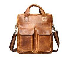 d0a2e6fdb7 Cheap genuine leather men bag