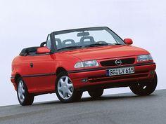 Opel Astra Cabrio (1994 – 1999).
