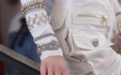 The Crystal² dress, a collaboration between Schiaparelli & Swarovski (scheduled via http://www.tailwindapp.com?utm_source=pinterest&utm_medium=twpin&utm_content=post194214787&utm_campaign=scheduler_attribution)