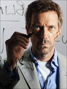Dr. Gregory House - another likable messed up jerk