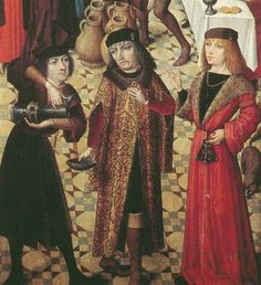 Philip of Cleves- Revenstein is on the Right
