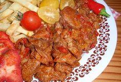 Beef, Chicken, Nova, Red Peppers, Meat, Steak, Cubs