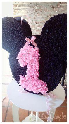 Loana´s Minnie Birthday Party | CatchMyParty.com