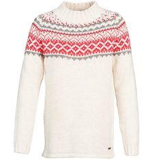 The perfect holiday jumer by @ripcurlusa  #womens #winter #christmas #holiday #fashion #jumper #knitjumper #uk