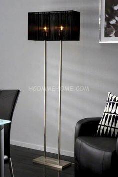 Lampadaire design avec abat-jour KAOLA