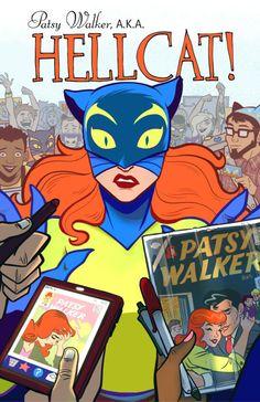 Question Adult graphic novel comic book art final