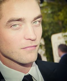 Beautiful....Rob @ Golden Globes 2013 {Creationbyjules edit}