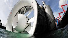 Tidal Ocean Power Generation Picking Up, $500 Million Worldwide Market By 2015 (Video)
