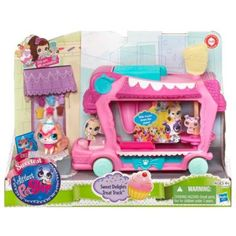 littlest pet shop playset sweet - Google Search