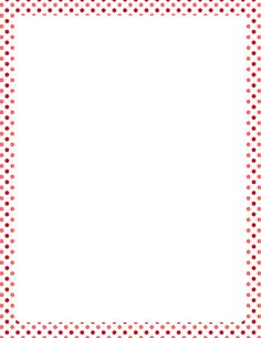Printable Valentine polka dot border. Free GIF, JPG, PDF, and PNG downloads at http://pageborders.org/download/valentine-polka-dot-border/. EPS and AI versions are also available.