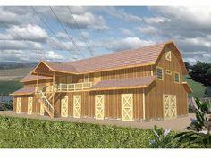 Morton Buildings Horse Barn In Kentucky Barn Living