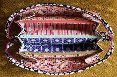 Geometric Bliss Sew Together Bag