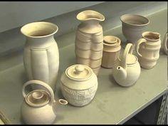 Video. Experience Clay promo: Sylvia Rios, Clay Artist, Ceramics and Pottery