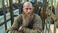 Ragnar and Ivar plot against the Saxons and reach a new level of understanding. Ragnar Lothbrok, Floki, Kublai Khan, Jason Clarke, History Channel, Chernobyl, Travis Fimmel, Viking Tribes, Gq