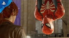 spider man ps4 - YouTube