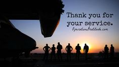 Today and every day, we are grateful for the men and women of the U.S. Armed Forces.  http://www.OperationGratitude.com   (Photo by Lance Cpl. Austin A. Lewis. Used with permission.)