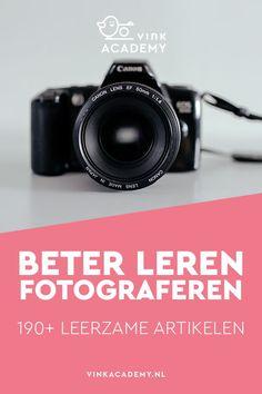 Leer betere foto's maken met de fotografietips van Vink Academy. Op de site van Laura Vink staan meer dan 190 artikel (geschreven in het Nederlands) vol tips, informatie en inspiratie om betere foto's te maken. #fotografietips