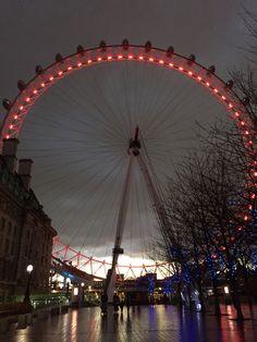 Beauty of the London Eye