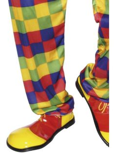Smiffy's Clown Shoes