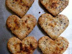 Sunflower Butter Crackers