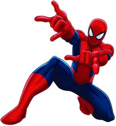 Spiderman Cake Topper, Spiderman Theme, Spiderman Gratis, Spiderman Images, Man Clipart, Animated Clipart, Marvel Animation, Png Photo, Jack Kirby