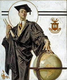 Education. J.C. Leyendecker