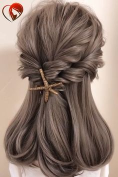 Long Hair Hairstyles For Girl Hairdo For Long Hair, Long Hair Video, Easy Hairstyles For Long Hair, Messy Hairstyles, Wedding Hairstyles, Hairstyles Videos, Princess Hairstyles, Creative Hairstyles, Summer Hairstyles