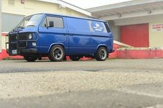 Vw-T25-panel-van-3-litre-H6-subaru-engine-and-camper