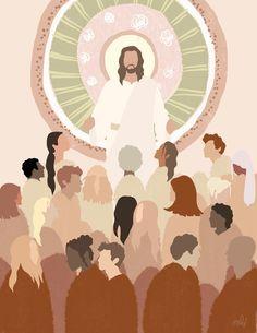 Jesus Wallpaper, Bible Verse Wallpaper, Jesus Art, God Jesus, Christian Girls, Christian Quotes, Bible Art, Bible Verses, Arte Lds