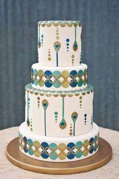 Gorgeous colours  (weddingstylemagazine.com)