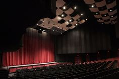 Center for the Arts Concert Hall. Photo courtesy of Creative Services, George Mason University