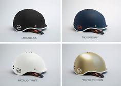 Thousand: Finally, a bike helmet you'd actually want to wear by Thousand — Kickstarter