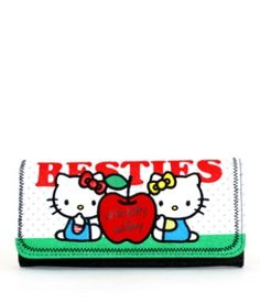 - HELLO KITTY BESTIES WALLET LOUNGEFLY OFFICIAL WEBSITE $35.00