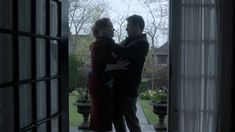 My absolute favourite scene from 'The Man in the High Castle' Series 2 Episode if not the whole series. John and Helen are my High Castle OTP, thanks to t. Helen Smith, John Smith, Castle Series, Rufus Sewell, High Castle, The Man, Gentleman, Couple Photos, Google Search