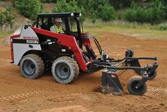 Takeuchi Skid Steers Summarized — 2017 Spec Guide #construction #compact
