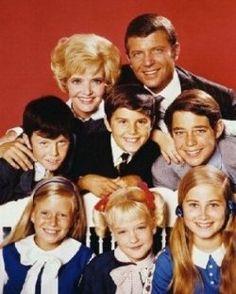The Brady Bunch -- loved watching Brady Bunch reruns after school.