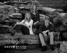 Family Portraits - Family Portrait Ideas - Family Pictures - St. Andrews Church Garden