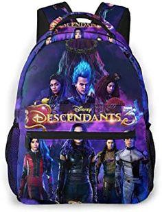 Descendants Costumes, Descendants Cast, Disney Descendants, Peppa Pig Family, Kitchen Pantries, Big Backpacks, Funny Disney Jokes, Dividend Stocks, Cool Coloring Pages