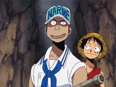 One Piece Monkey D. Luffy gif