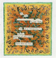 Untitled (Dedication)  1989 Tom Phillips, Frank Auerbach, Art Themes, Art School, Mosaic, Toms, Tapestry, Drawings, Artwork