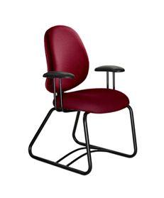 ergoCentric geoCentric Series Side Chair