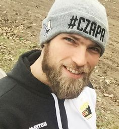 Shave your beard, please and you're perfect