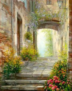 100 Best Paintings by ANTONIETA VARALLO images | Painting ...