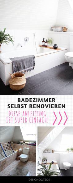 Küche selbst renovieren Design Dots Blog und Zuhause Pinterest - küche selbst planen