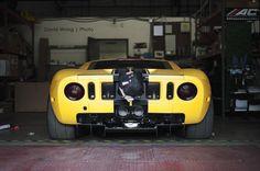 GT40   Drag   Flickr - Photo Sharing!