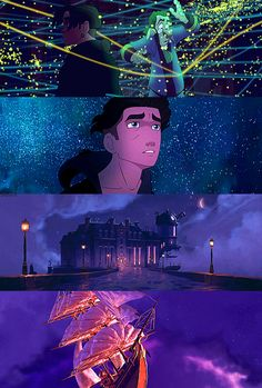 Treasure Planet - This is a hidden Disney gem. I highly suggest it to anyone who has not yet watched it!